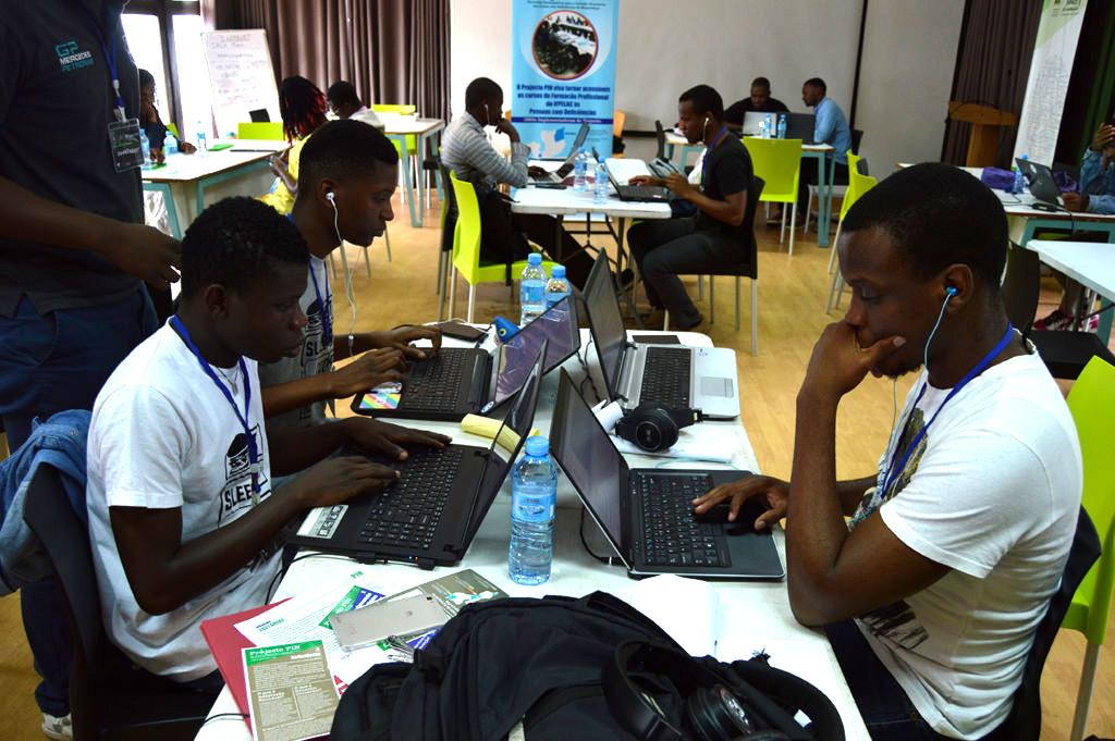 Hackathon Projecto PIN-Espaço de Inovação