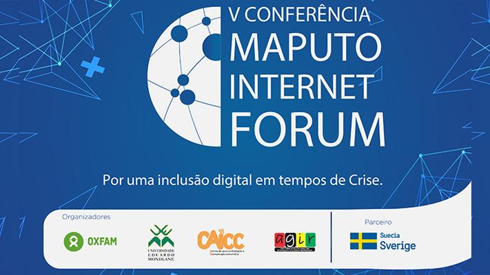 V Edição do Maputo Internet Fórum